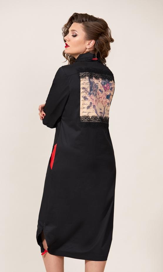 Платье 9533