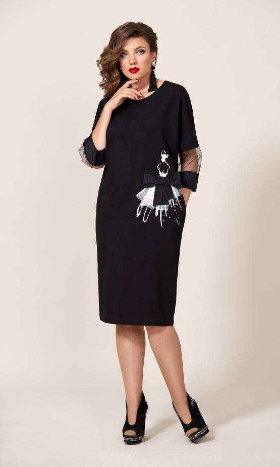 Платье 9643