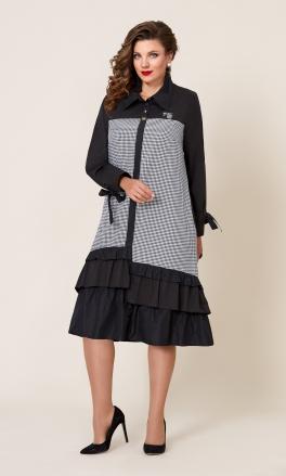 Платье 9743