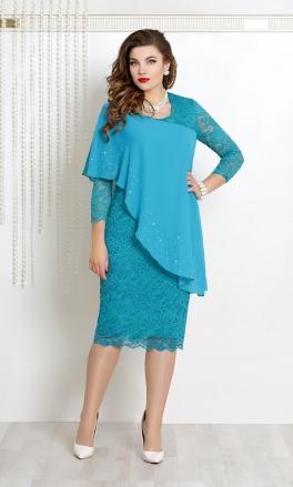 Платье 9073