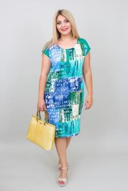 Платье Ялта